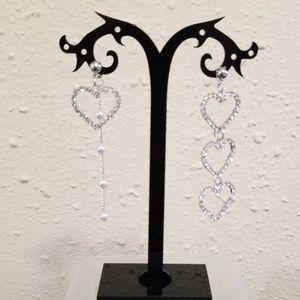Sweety Lovely Style Drop Earrings